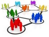 Бизнес в социальных сетях (инфографика)